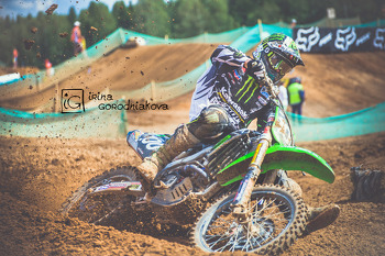 Tommy Searle in Russia