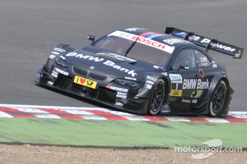 2012 Champion Spengler's matt black BMW