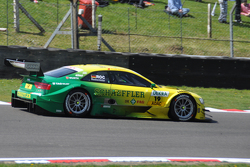 Race winner Rockenfeller was faultless