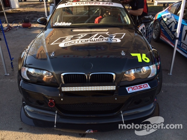 Mike's M3 BMW