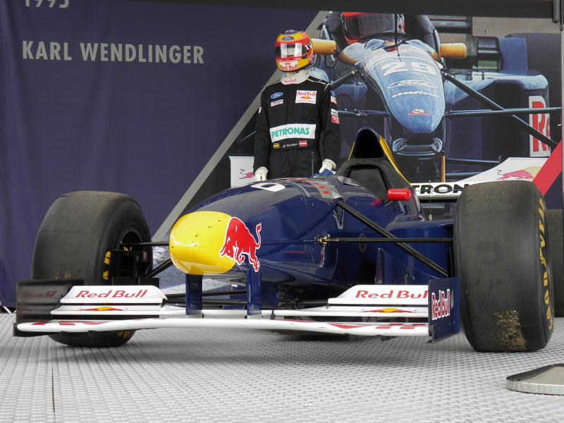 Karl Wendliger Sauber C14 1995'