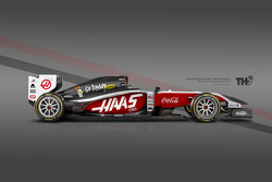 Haas F1 Concept