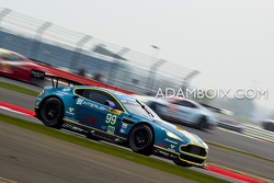 Aston Martin #99 exiting the loop