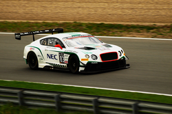 #83 Jules Szymkowiak & Max Van Splunteren - Team HTP Bentley Continental GT