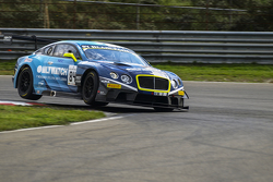 #84 Vincent Abril & Maximilian Buhk - Team HTP Bentley Continental GT