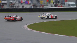 Blake Koch's 1st Race