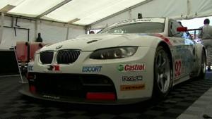 Rahal Letterman BMW