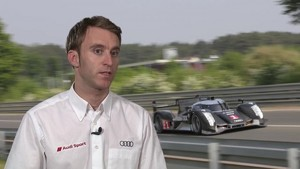 The Way to Le Mans - Interview Bernhard
