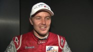 Audi Le Mans Victory - Interview Fssler