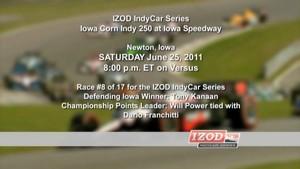 2011 Iowa - IndyCar - Race Preview