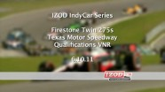 2011 Texas - IndyCar - Qualification