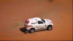BMW  X-raid Dakar 2011 preview