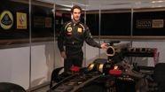 2011 Lotus Renault GP - Bruno Senna Announcement
