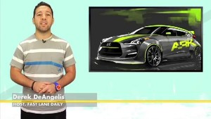 Nurburgring 8 Car Crash, Volt Sales Down, Veloster Gets Tuned, and a $2MM Car You Don't Want