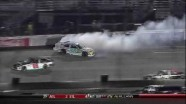 Kvapil Gets Into Turn 2 Wall - Richmond International Raceway 2011