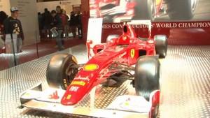 2011 Bologna Show – Ferrari the star of a special day
