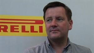 F1 Pirelli 2011 - Istanbul - Paul Hembery Interview