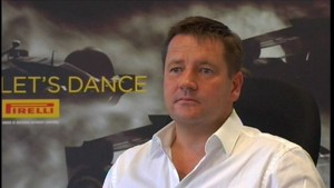 F1 Pirelli 2011 - Monza - Paul Hembery Interview