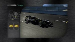 2011 Formula 1 Korean GP - 3D Simulation