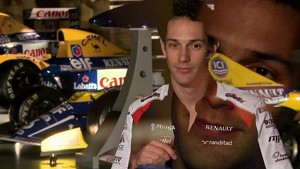 Williams F1 Confirms Bruno Senna
