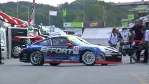 Porsche IMSA GT3 Cup Challenge  - Races 12 & 13, VIR 2012