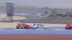 Eurocup Clio Paul Ricard News 2012 - Race 2