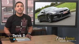 4-Door Aventador, Tesla S v. BMW M5, 2014 Nissan GT-R, Toyota Recall!