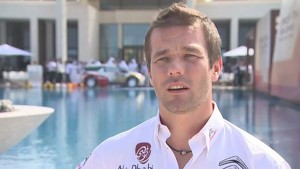 Citroen 2013 WRC Season - Abu Dhabi Launch - Loeb Interview