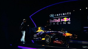 Infiniti Red Bull Racing 2013: RB9 Car Launch