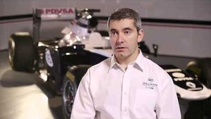Xevi Pujolar, Chief Race Engineer of the Williams 1 Team on the FW35 and 2013 Season
