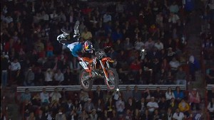 Red Bull X-Fighters World Tour 2013 Mexico City: Erick Ruiz (MEX)