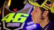 2013 Team Launch Valentino Rossi Interview