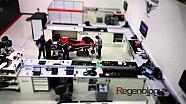 Marussia F1 Regenology Time-Lapse