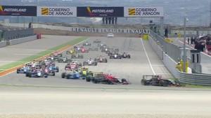 Eurocup FR 2.0 Motorland 2013 - Race 1