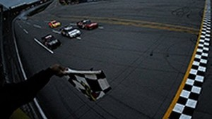 Close finish at Talladega 2013!