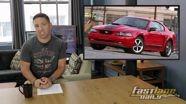 Aston Martin Vanquish Volante, 2015 Audi R8, Mach 1 Stang, America Wants Diesels, & Rapid Fire News!
