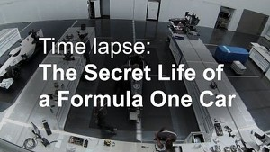 Time lapse: The secret life of a F1 race car - Sauber F1 Team