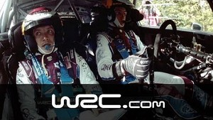 Onboard Thierry Neuville SS04 @ Neste Oil Rally Finland 2013