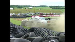 2004 Mid-Ohio Race Broadcast - ALMS - Tequila Patron - ESPN - Sports Cars - Racing - USCR