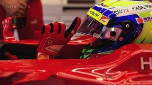 Korean GP - A track lap with Felipe Massa