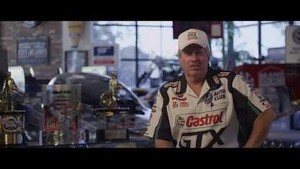 2013 NHRA Champ John Force, Courtney on Season's Epic Finish