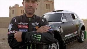 2014 Dakar: Stéphane Peterhansel.
