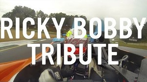 Ricky Bobby Tribute