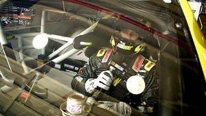 Drivers pass the mic during NSCS GarageCam