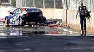 Huge crash Coronel in Marrakech RAW edit, FIA WTCC 2014