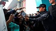 Nico's 2014 Chinese Grand Prix Diary