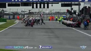 Start - 2014 Bol d'Or - Michelin