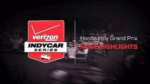 2014 Honda Indy Grand Prix: Race Highlights