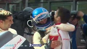 Pole Position - 2014 WEC Spa 6 Hours - Michelin