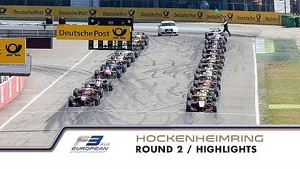 2nd round Hockenheim - Highlights